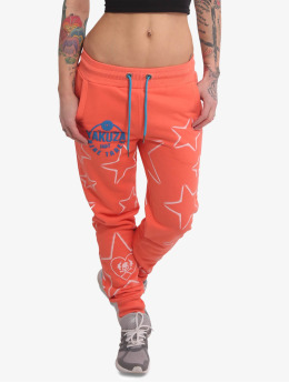 Yakuza Sweat Pant 893Starlet  orange