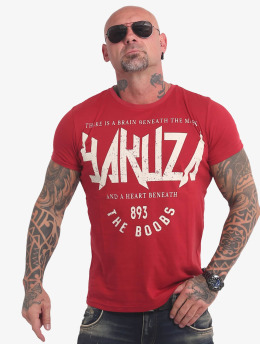 Yakuza T-Shirt Boobs red