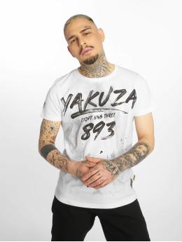 Yakuza T-Shirt Lock Up white