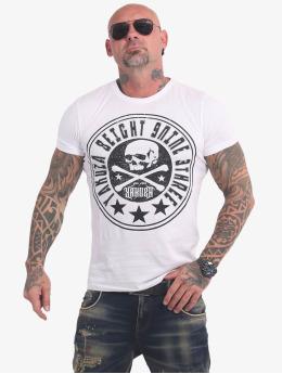 Yakuza T-Shirt Inner Circle white