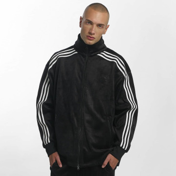 adidas Lightweight Jacket Velour BB TT black
