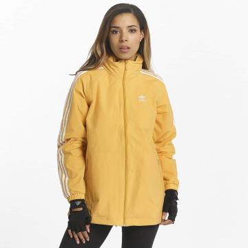 adidas originals Lightweight Jacket Stadium yellow