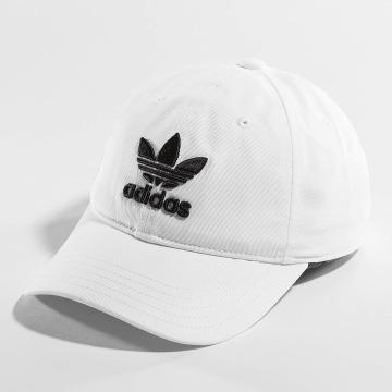 adidas originals Snapback Cap Trefoil white