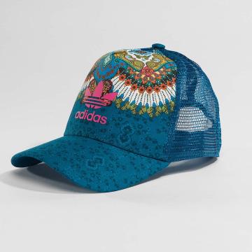 adidas originals Trucker Cap Mandala Borboleta turquoise