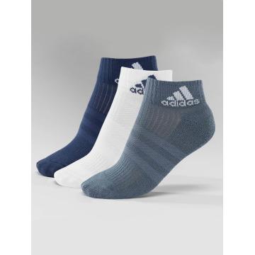 adidas Socks 3-Stripes Per An HC 3-Pairs blue