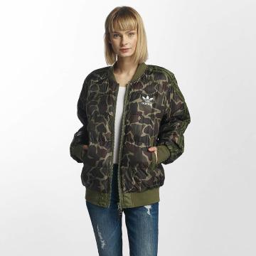 adidas Winter Jacket PW Hu Hiking SST Pure camouflage
