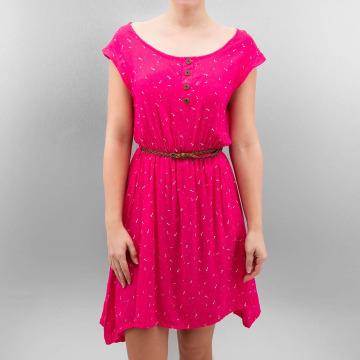 Alife & Kickin Dress Scarlett pink
