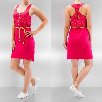 Alife & Kickin Dress Shanna pink