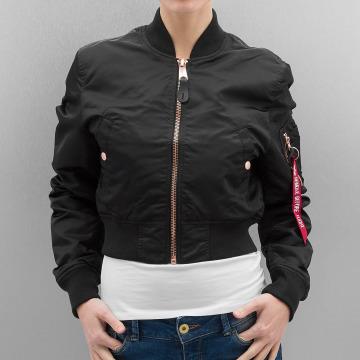 Alpha Industries Bomber jacket MA-1 PM black