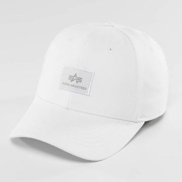 Alpha Industries Snapback Cap X-Fit II white