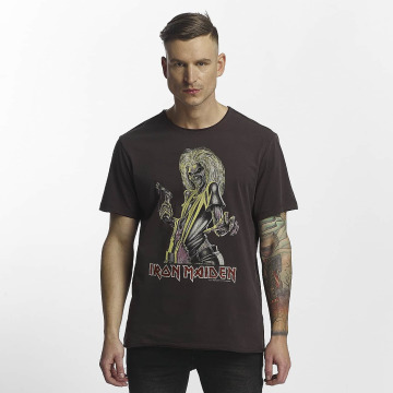 Amplified T-Shirt Iron Maiden Killer gray