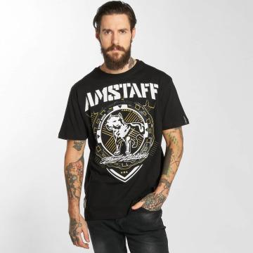 Amstaff T-Shirt Dirasol black