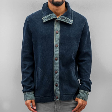 Amsterdenim Lightweight Jacket Boris indigo