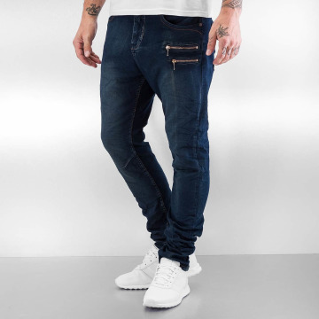 Authentic Style Skinny Jeans Jogger blue