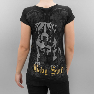 Babystaff T-Shirt Geza black