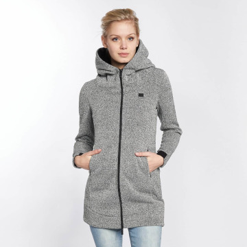 Bench Lightweight Jacket Long Bonded gray