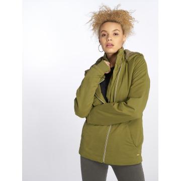 Bench Lightweight Jacket Asymmetric olive