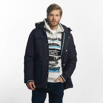 Bench Winter Jacket BLMK001056 blue