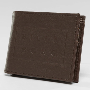 Billabong Wallet Die Cut brown