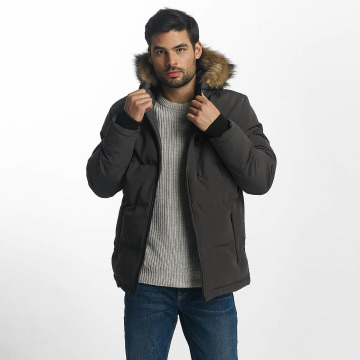 Brave Soul Winter Jacket Winter gray