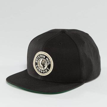 Brixton Snapback Cap Rival black
