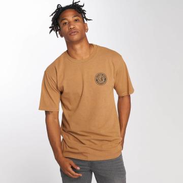 Brixton T-Shirt Rival II brown