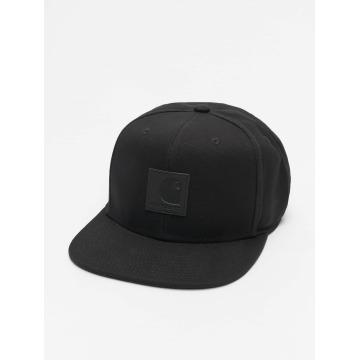 Carhartt WIP Snapback Cap Logo Canvas black