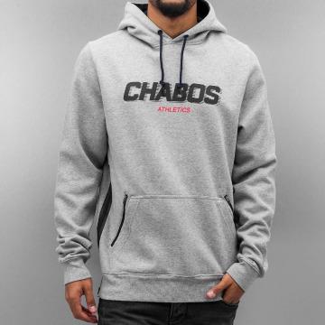 CHABOS IIVII Hoodie Velocity gray