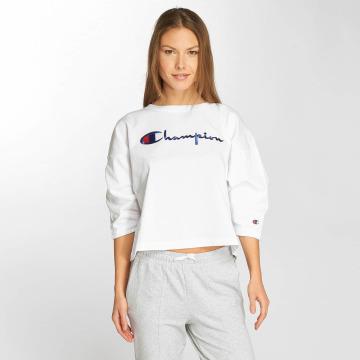 Champion T-Shirt Classic Script white