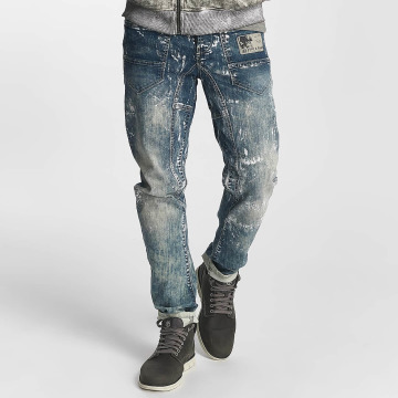 Cipo & Baxx Straight Fit Jeans Kian blue