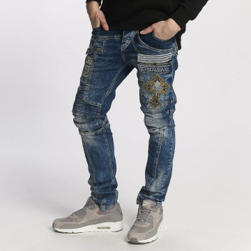 Cipo & Baxx Straight Fit Jeans Fernando blue