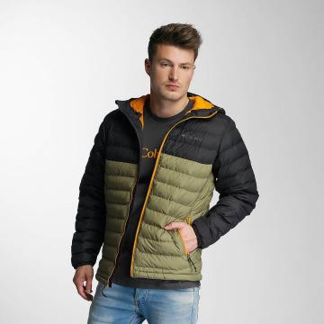 Columbia Winter Jacket Powder Lite green