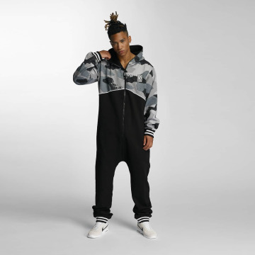 Dangerous DNGRS Jumpsuits Bigjump black