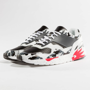 Dangerous DNGRS Sneakers Camo red