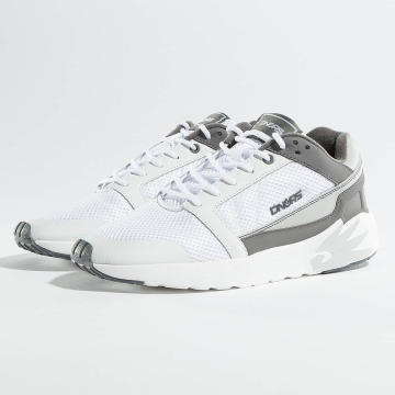 Dangerous DNGRS Sneakers Streetlife white
