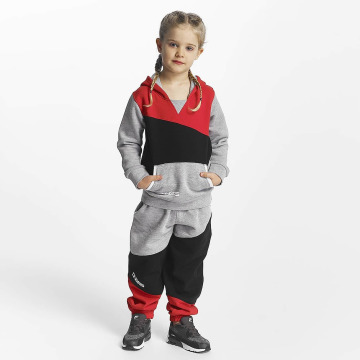 Dangerous DNGRS Suits Kids Sweat red