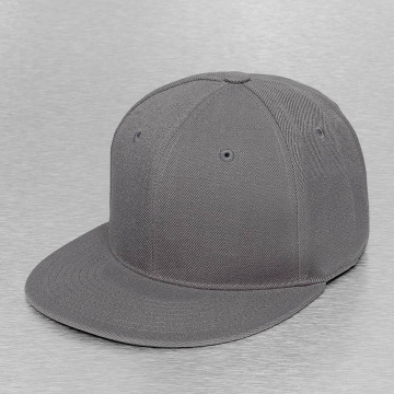 Decky USA Fitted Cap Retro gray