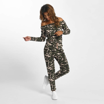 DEF Jumpsuits Overall camouflage