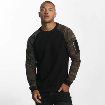 DEF Pullover Matteo black