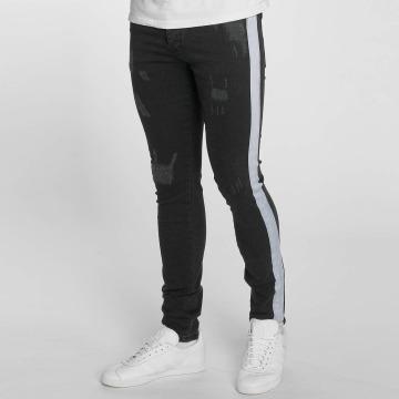 Denim Lab Slim Fit Jeans Fashion black