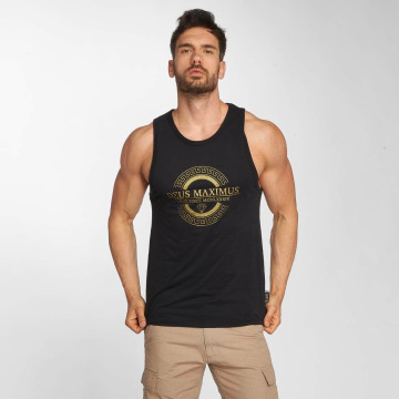 Deus Maximus Tank Tops  Honor Tank Top Black...