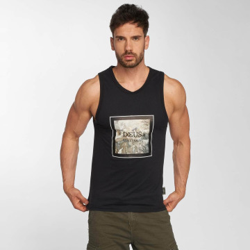 Deus Maximus Tank Tops  Gian Tank Top Black...
