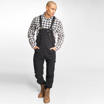 Dickies Dungaree Purdon Bib black