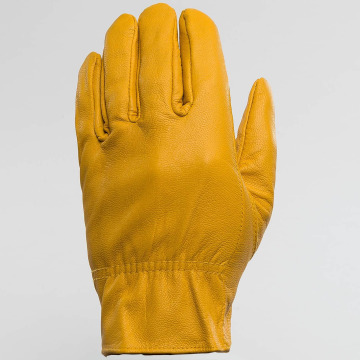 Dickies Glove Lined Leather yellow
