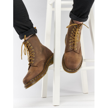 Dr. Martens Boots 1460 8-Eye Crazy Horse Aztec brown