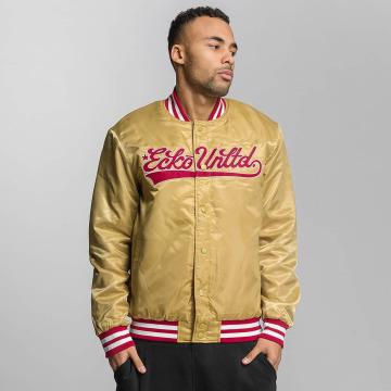 Ecko Unltd. Bomber jacket Shinning Star gold