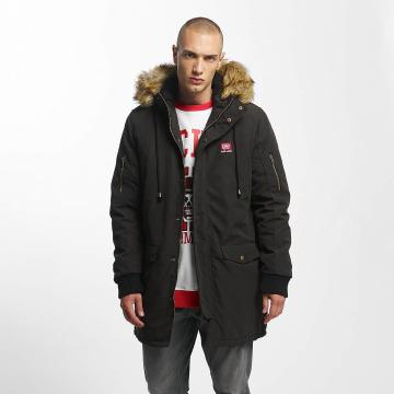 Ecko Unltd. Winter Jacket Collin Camou black