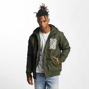 Ecko Unltd. Winter Jacket Anorak olive