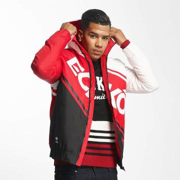 Ecko Unltd. Winter Jacket Vintage red