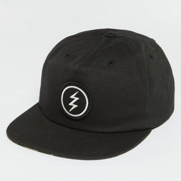 Electric Snapback Cap NEW UNIFORM black